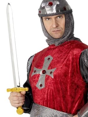 Bruņinieka zobens, 62 cm