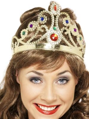 Karalienes kronis, zelta vai sudraba