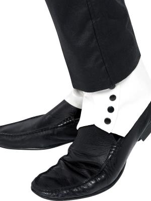 Gangsteru aksesuāri apaviem