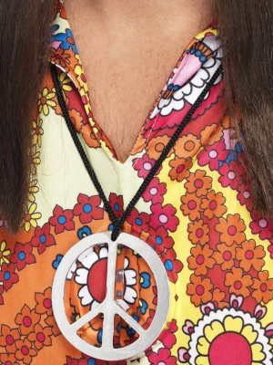 Hipiju stila medaljons