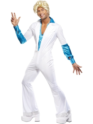Disko stila kostīms