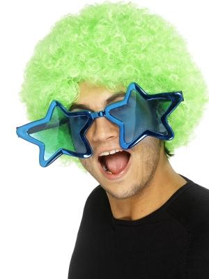 Brilles gigantiskas, zvaigznītes