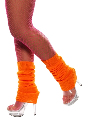 Getras, neona oranžas