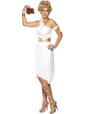 Grieķu dievietes kostīms