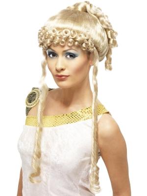 Grieķu dievietes parūka