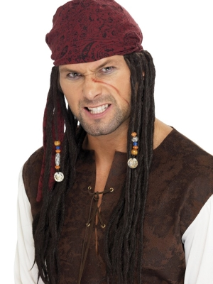 Pirātu kapteiņa parūka