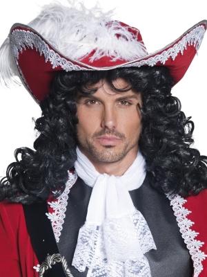 Pirāta / musketiera cepure