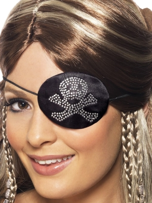 Pirātu acs aizsegs