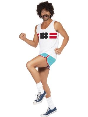 Maratona skrējēja kostīms