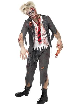 Zombija studenta kostīms