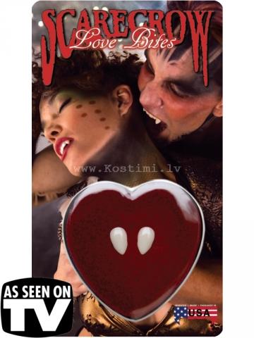 Profesionālie vampīra ilkņi
